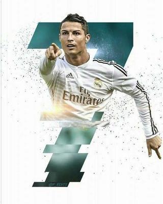 Cristiano Ronaldo Diary by Darrell Butters