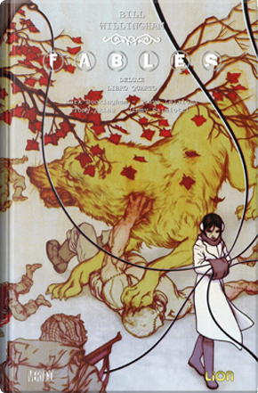 Fables deluxe vol. 4 by Bill Willingham
