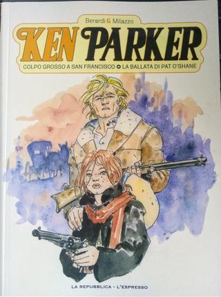 Ken Parker (GEDI) - Vol. 4 by Giancarlo Berardi