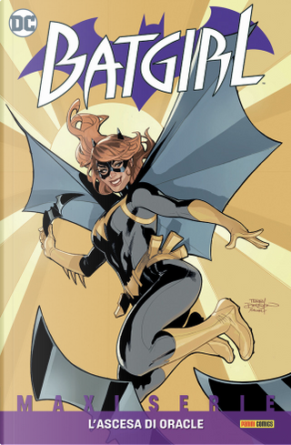 Batgirl by Cecil Castellucci, Mairghread Scott