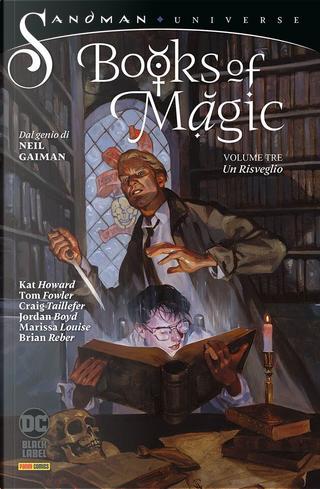 Books of Magic vol. 3 by Kat Howard, Simon Spurrier
