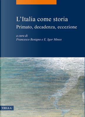 L'Italia come storia by