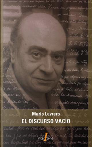 EL DISCURSO VACIO by Mario Levrero