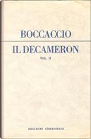 Il Decameron vol.II by Giovanni Boccaccio