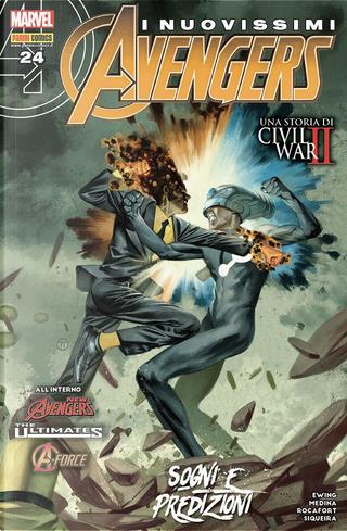Avengers n. 73 by Al Ewing, Jen Van Meter, Kelly Thompson