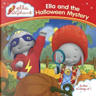 Ella and the Halloween Mystery by Grosset & Dunlap