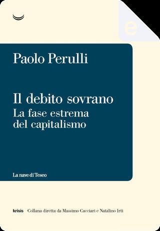 Il debito sovrano by Paolo Perulli