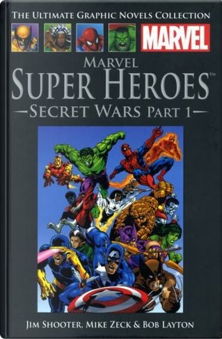 Marvel Super Heroes: Secret Wars, Part 1 by Jim Shooter