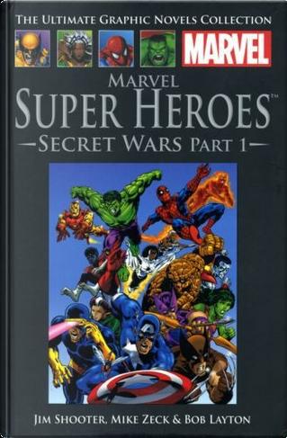 Marvel Super Heroes: Secret Wars, Part 1 by Jim Shooter