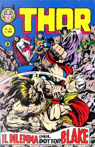 Thor - II serie n. 14 by Stan Lee