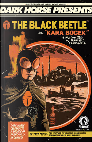 Dark Horse Presents Vol.3 #29 by Carla Speed McNeil, Dan Jolley, Dean Haspiel, Francesco Francavilla, John Nadeau, Kaare Andrews, Paul Levitz