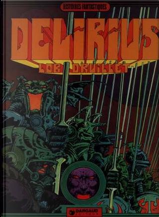 Delirius by Jacques Lob