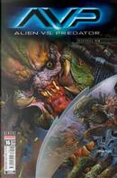Aliens #16 by Ian Edginton