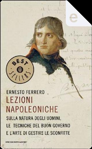 Lezioni napoleoniche by Ernesto Ferrero