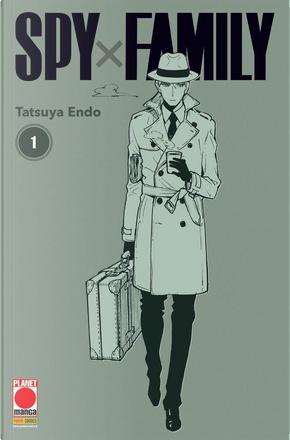 Spy x Family vol. 1 by Tatsuya Endo