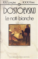 Le notti bianche by Fyodor M. Dostoevsky
