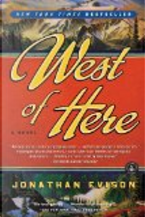 West of Here by Jonathan Evison
