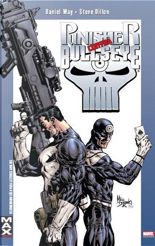 Max. Punisher contra Bullseye by Daniel Way