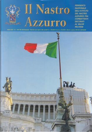 Il nastro azzurro: anno LXXXI, n. 1, gennaio-febbraio 2020