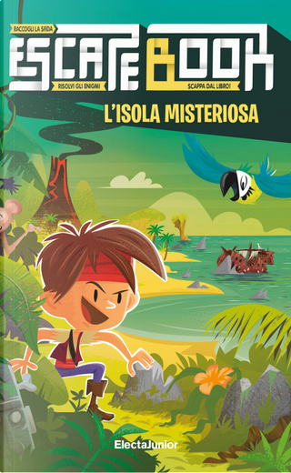 L'isola misteriosa by Stéphane Anquetil