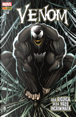 Venom vol. 10 by Mike Costa