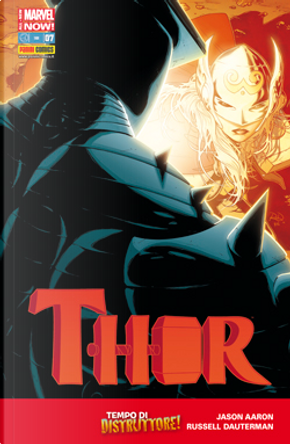 Thor #7 All New Marvel Now! by Al Ewing, Jason Aaron