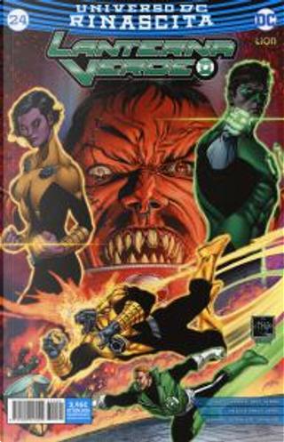 Lanterna Verde #24 by Robert Venditti, Sam Humphries