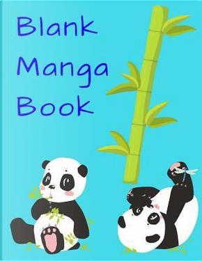 Blank Manga Book by Metaphysics Mama