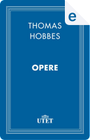 Opere by Thomas Hobbes