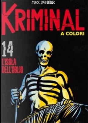 Kriminal a colori - Vol. 14 by Max Bunker