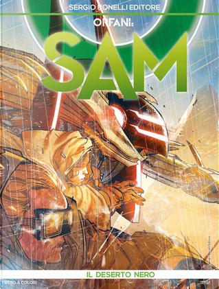 Orfani: Sam n. 3 by Michele Monteleone, Roberto Recchioni