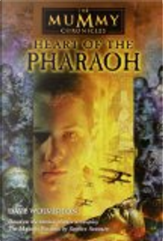 Heart of the Pharaoh by Dave Wolverton