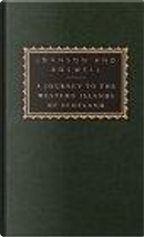 A Journey to the Western Islands of Scotland by James Boswell, Samuel Johnson