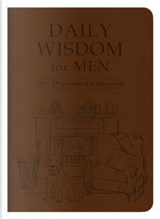 Daily Wisdom for Men 2018 Devotional Collection by Barbour Publishing