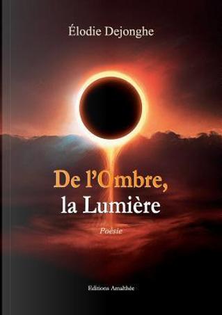 De l'ombre, la lumière by Elodie Dejonghe