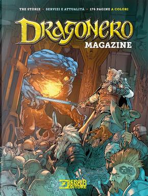 Dragonero Magazine n. 6 by Luca Enoch
