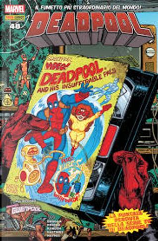 Deadpool n. 107 by Brian Posehn, Gerry Duggan