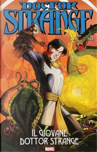 Doctor Strange: Serie oro vol. 9 by Francesco Artibani, Roger Stern