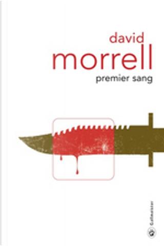 Premier sang by David Morrell
