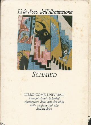 Libro come universo by François-Louis Schmied