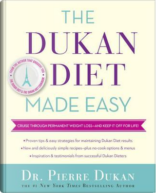 The Dukan Diet Made Easy by Pierre, Dr. Dukan