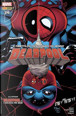 Deadpool n. 85 by Cullen Bunn, Joe Kelly