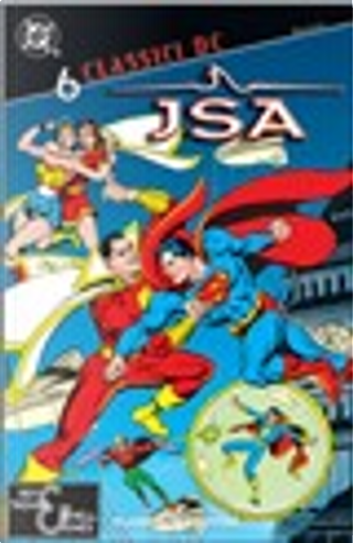 Classici DC - JSA n. 6 by Roy Thomas