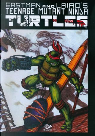 Teenage Mutant Ninja Turtles vol. 3 by Dave Sim, Kevin Eastman, Michael Dooney, Peter Laird