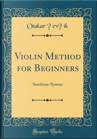 Violin Method for Beginners by Sev&