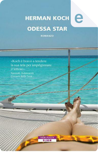 Odessa Star by Herman Koch