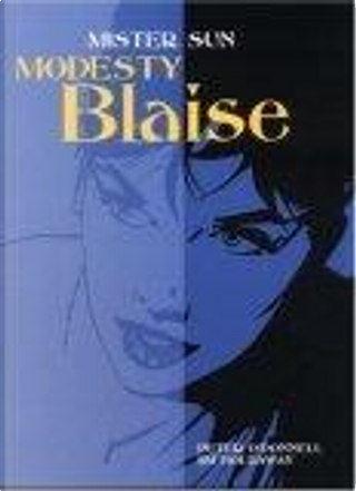 Modesty Blaise by Jim Holdaway, Peter O'Donnell