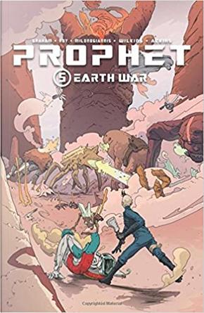 Prophet, Vol. 5 by Brandon Graham, Simon Roy