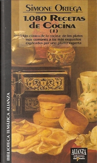 1080 recetas de cocina I by Simone Ortega