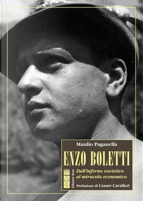Enzo Boletti by Manlio Paganella